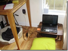 The Lower World Desk
